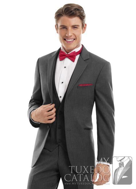 Steel Grey 'Twilight' Tuxedo   Tuxedos & Suits
