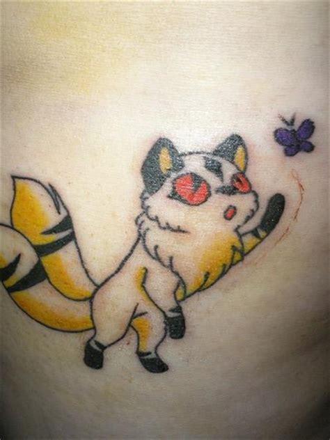 inuyasha tattoo inuyasha kirara kittyasuka flickr