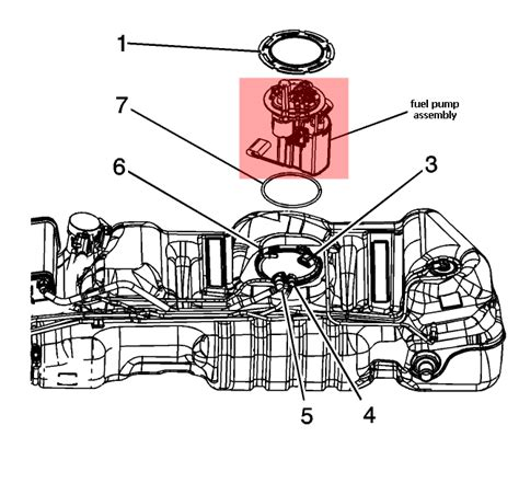2005 pontiac g6 filter pontiac vibe fuel filter location get free image about
