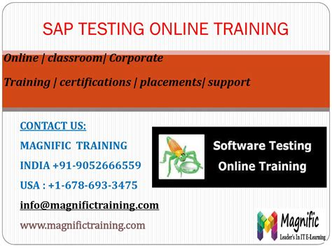 sap testing tutorial sap testing online training in india by sapcourseit issuu