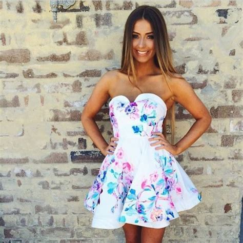 Pink Blue Dress dress white dress blue dress pink dress floral dress
