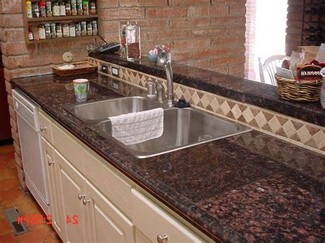 Porcelain slab countertops: light and durable   Decor