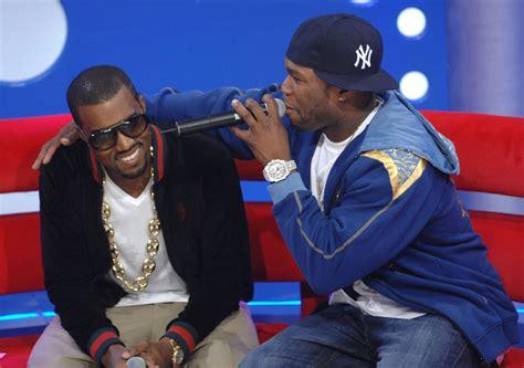 Majalah Rolling Nov 2007 50 Cent Vs Kanye West kanye west s graduation track by track grammy