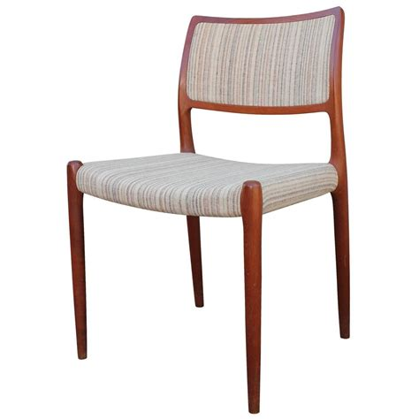 set of six niels moller for jl moller dining chairs at 1stdibs