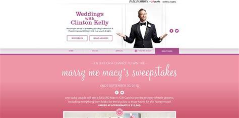 Macys Sweepstakes - macys com marrymemacys marry me macy s sweepstakes