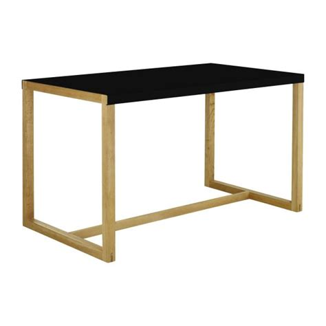 table kilo habitat kilo rectangular dining table black habitat