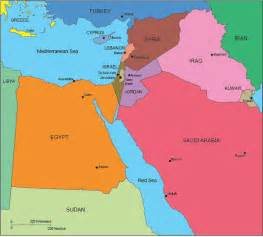 Map Of Middle East Israel by Usa County World Globe Editable Powerpoint Maps For