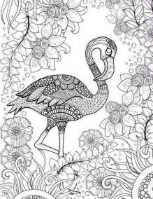 free printable i you coloring pages for adults free printable coloring page of pink flamingo bird