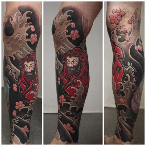 oriental tattoo designs leg 9 best japanese tattoo by slava starkov images on