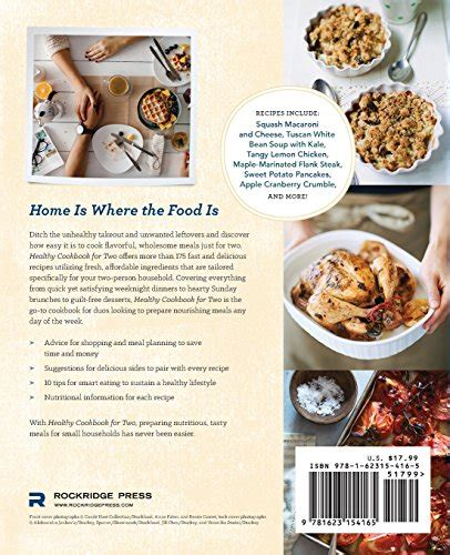 cooker cookbook delicious cooking recipes for healthy cooker meals books healthy cookbook for two 175 simple delicious recipes to