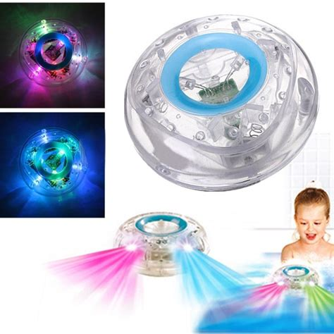 party in the bathtub baby children bath waterproof toys party in the tub light