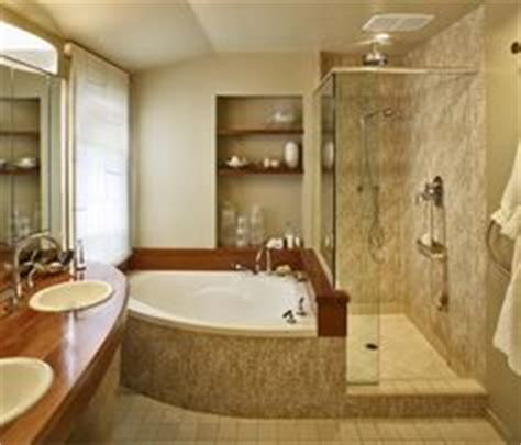 8x10 bathroom designs corner bathtub two person bathtubs pinterest showers