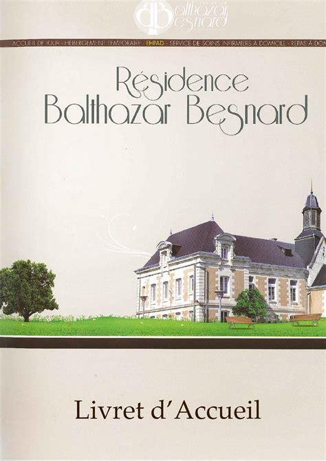residence balthazar besnard ehpad maison de