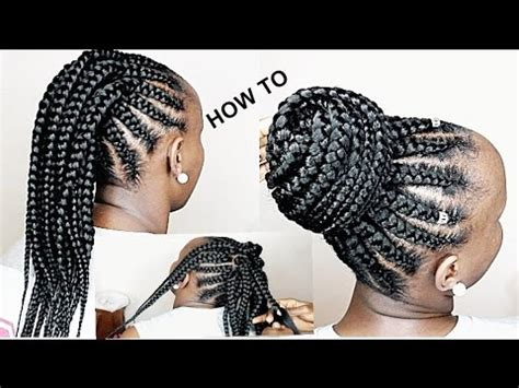 how to cornrow hair for beginners how to cornrows for 4 beginners video black hair