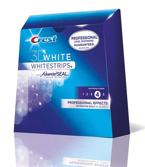 Whitening Plus Probeauty crest 3d white professional effects whitestrips with advanced seal review