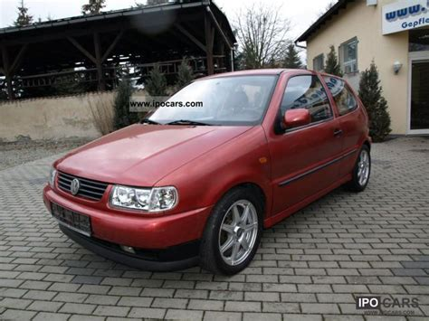 volkswagen polo modification parts 1996 volkswagen polo 1 4 mod 1997 many new parts
