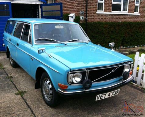 classic volvo volvo 145 estate 1971 classic