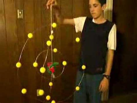 Potassium Atom Model 3d