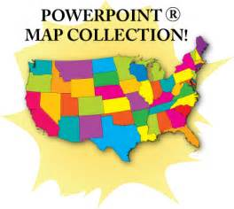 us map with editable states united states map professional presentation solutions