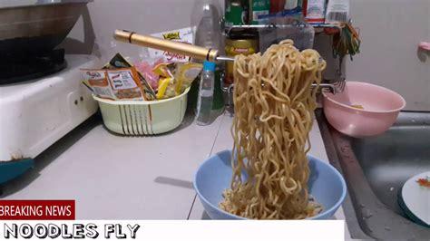 cara membuat mie youtube cara membuat noodles fly mie terbang youtube