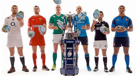 Calendario 6 Nazioni Di Rugby Le Maglie Di Rugby 6 Nazioni 2015