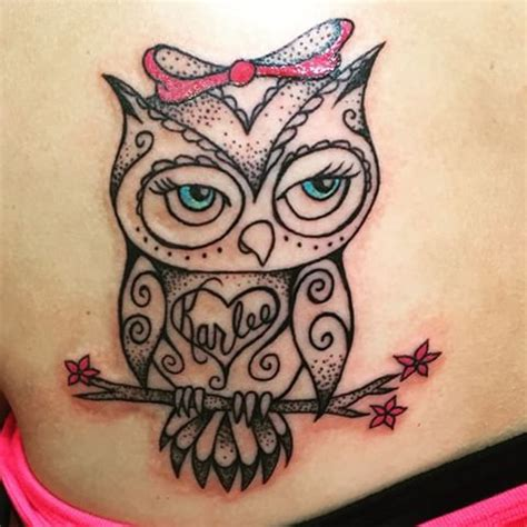 feminine owl tattoo designs 70 best baby owl tattoo designs ideas with meanings