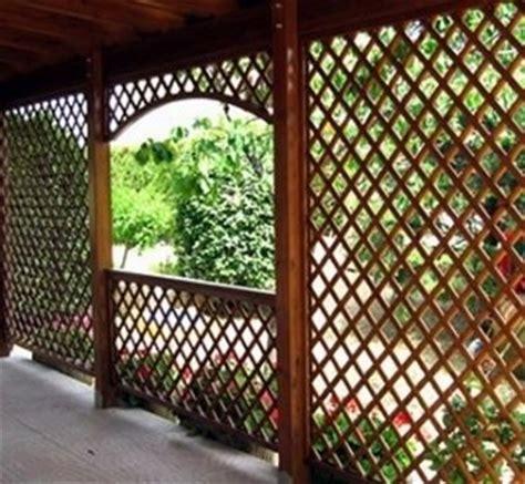 grate in legno per giardino grigliati in legno grigliati e frangivento grigliati