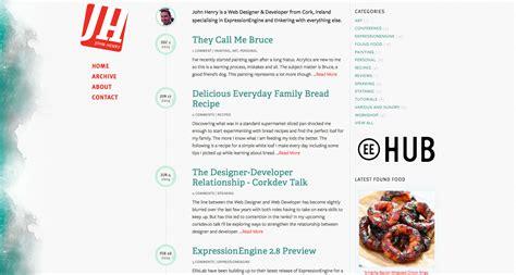 blog layout trends 2016 website layout trends web ascender