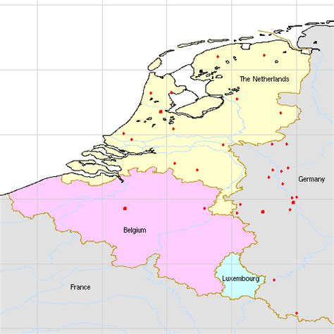 map of belgium and netherlands juggling clubs in the netherlands belgium and luxembourg