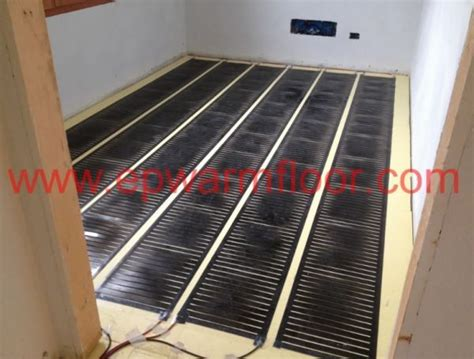riscaldamento a pavimento elettrico prezzi riscaldamento elettrico a pavimento a 24 volt di ep