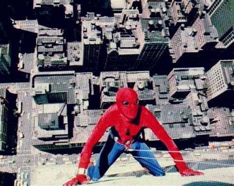 tv series about swinging the amazing spider man 1977 1979 review mana pop