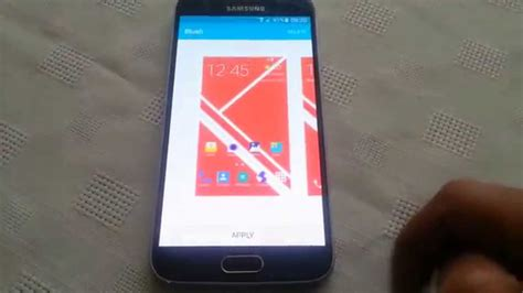 theme samsung s6 edge free samsung galaxy s6 s6 edge new blush theme youtube
