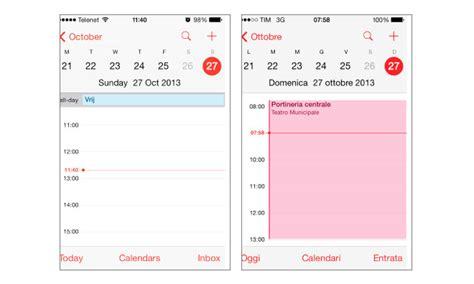 Calendar When Is Daylight Savings Time Daylight Savings Bug In Ios 7 Affects Calendar
