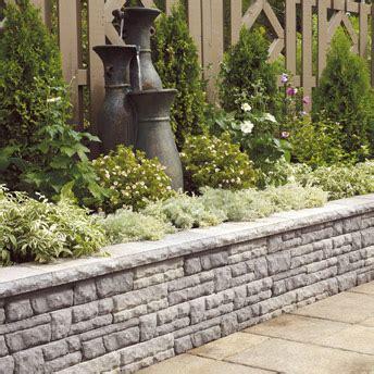 build  concrete retaining wall  rona
