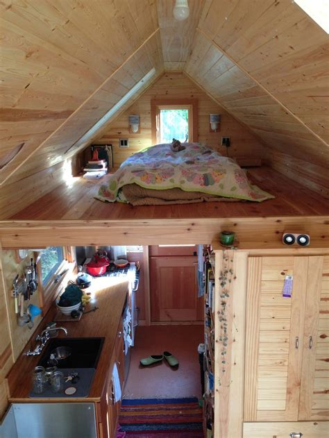 tiny house with loft 29 ultra cozy loft bedroom design ideas