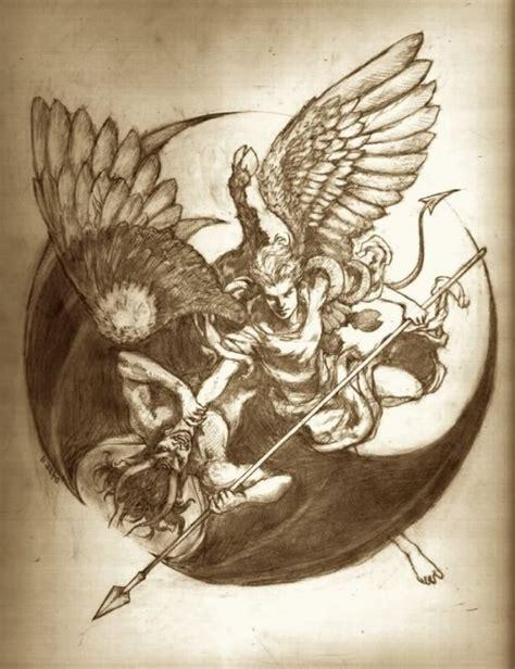tattoo design angel vs demon angel vs demon tattoo design photo 12 ideas tattoo