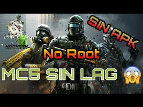 mc5 apk quitar lag mc5 2017 apk no root