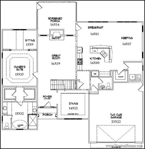 Floor Plan Of The White House by Top 5 Downstairs Master Bedroom Floor Plans With Photos