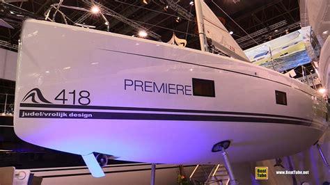 sail boat show 2018 2018 hanse 418 sailing yacht walkaround 2018 boot