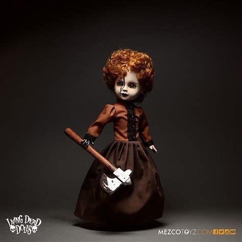 17 best images about lizzie borden 2 on pinterest 17 best images about dolls living dead dolls on pinterest