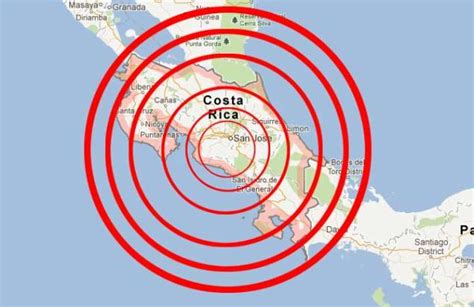 earthquake costa rica silent observer costa rica on alert for seismic activity