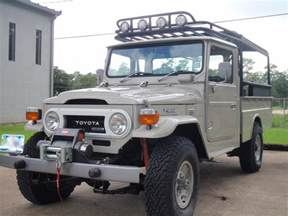 Toyota Truck Diesel Spotted Toyota Hj45 Diesel For Sale West County