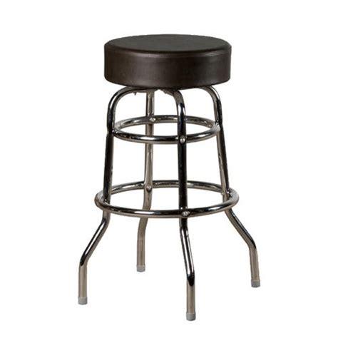 Top Bar Stools by Oak Sl2129 Blk Black Button Top Bar Stool Ebay