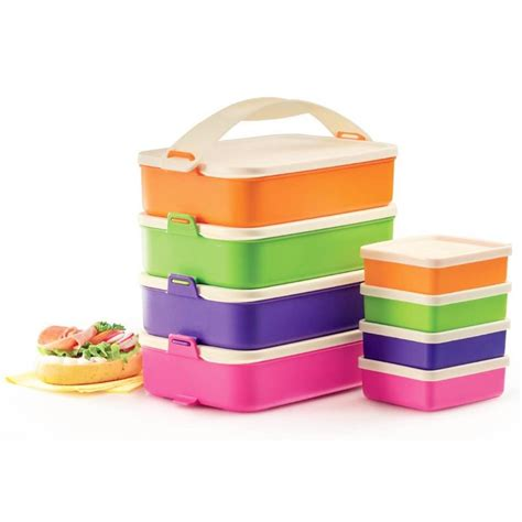 Mini Square Away Tupperware Ecer tupperware click to go 1 900ml mi end 4 8 2017 3 15 pm