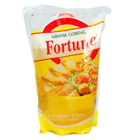 Minyak Goreng Fortune 1 L minyak goreng fortune warung instant