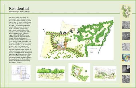 Landscape Architect Portfolio Landscape Architecture Portfolio On Behance