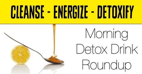 Http Www Thepaleosecret Morning Detox Drink by Morning Detox Drink Roundup It S A Thing