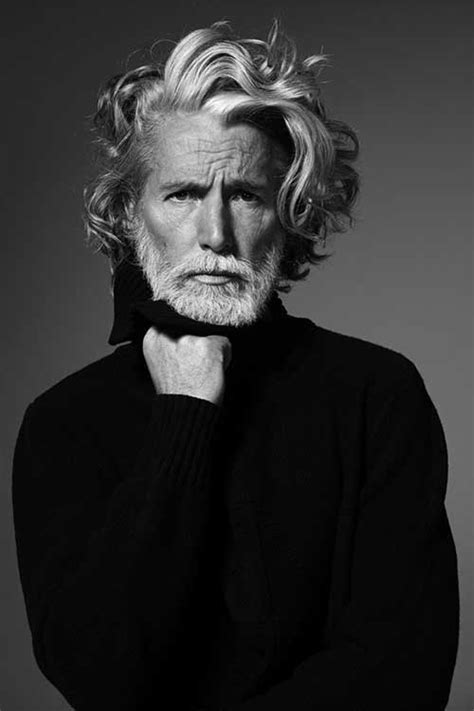 long hair for senior men 15 cool hairstyles for older men mens hairstyles 2018