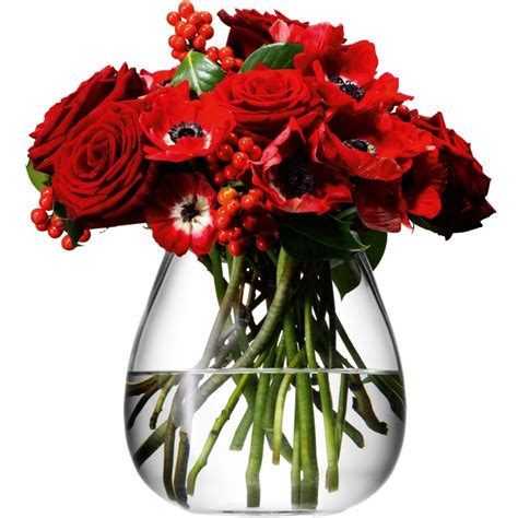 Vase And Flowers by Bouquet Vase Lsa Fabulous Flowers