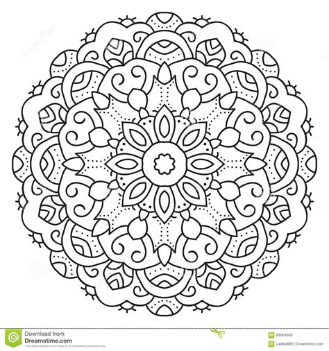 splendid symmetries a coloring book for adults coloring collection books mandala circular sim 233 trica modelo ilustraci 243 n